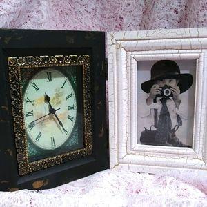 Clock/ Frame, Zagwear